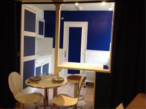 Location gîte, chambres d'hotes Studio avec terrasse proche Paris et Disneyland dans le département Seine Saint Denis 93
