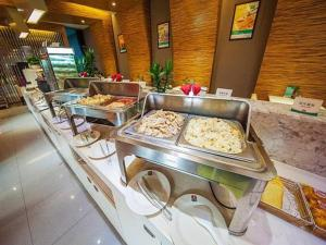 Jinjiang Inn Nantong Matro, Hotels  Nantong - big - 33