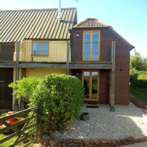The Woodshed, Upton Pyne, Prázdninové domy  Upton Pyne - big - 4