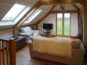 The Woodshed, Upton Pyne, Prázdninové domy  Upton Pyne - big - 10