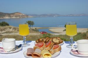 Alkyoni Beach Hotel, Hotely  Naxos Chora - big - 107