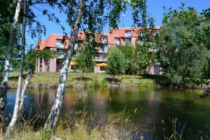 4 hvězdičkový hotel Spreewald Parkhotel Bersteland Německo