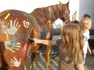 Espi-Stables Ferienhof Esterhammer, Farm stays  Liebenau - big - 35
