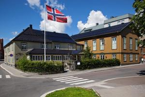 Hotel Kong Carl, Hotels  Sandefjord - big - 1