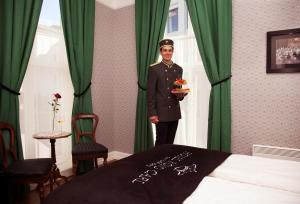 Hotel Kong Carl, Hotels  Sandefjord - big - 40