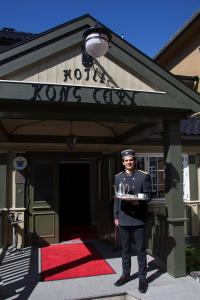 Hotel Kong Carl, Hotels  Sandefjord - big - 97