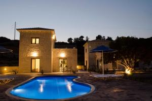Anny's Homes, Villen  Kountoura Selino - big - 21
