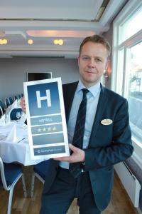 Hotel Kong Carl, Hotels  Sandefjord - big - 98