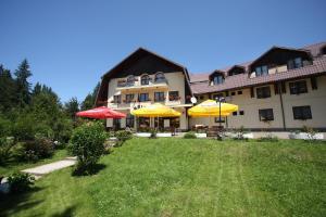Hotel Ruia, Hotely  Poiana Brasov - big - 52