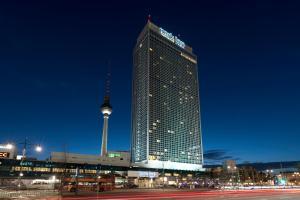 Park Inn by Radisson Berlin Alexanderplatz, Hotely  Berlín - big - 45