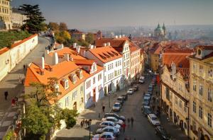 Golden Star, Hotely  Praha - big - 34