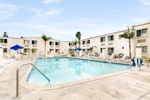 Motel 6 Carson, Hotel  Carson - big - 14