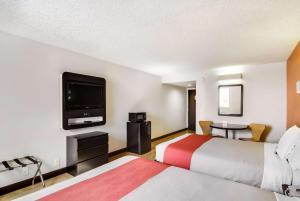 Motel 6 Carson, Hotels  Carson - big - 22