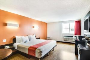 Motel 6 Carson, Hotels  Carson - big - 4