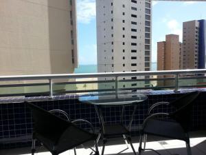 Beach Class Residence Service, Apartmány  Fortaleza - big - 4