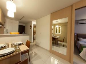 Beach Class Residence Service, Apartmány  Fortaleza - big - 7