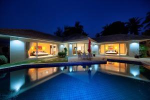 Lipa Talay Neung - 3 Bedroom Beach Side Villa - Lipa Noi