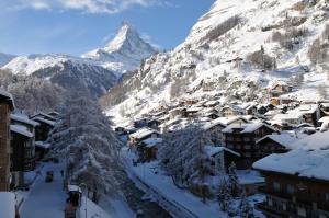 Hotel Couronne Superior, Hotel  Zermatt - big - 52