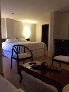 Hoteles Portico Galeria & Cava, Hotels  Manizales - big - 14