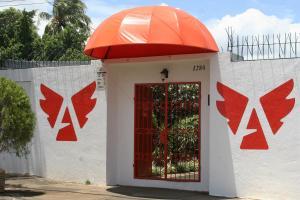 La Posada del Arcangel, Bed & Breakfasts  Managua - big - 96
