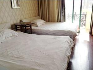Modern Shijia Chain Hotel Baolong, Apartments  Fuzhou - big - 9
