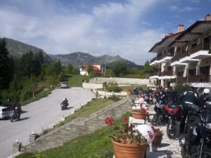 Hotel Magiossi, Szállodák  Neraidohóri - big - 51
