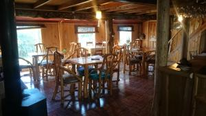 Hostal Turismo Allipén, B&B (nocľahy s raňajkami)  Melipeuco - big - 46
