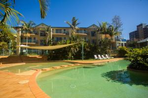 Town Beach Beachcomber Resort, Apartmanhotelek - Port Macquarie