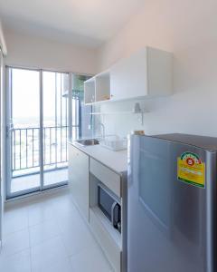 Baan Kiangfah Seaview Condominium, Apartmány  Hua Hin - big - 8