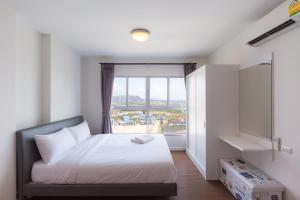 Baan Kiangfah Seaview Condominium, Apartmány  Hua Hin - big - 13