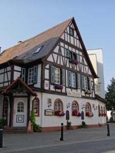 Hotel Schützenhof mit Loungegarten - Bürstadt