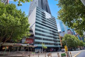 Studio# on Collins, Апартаменты  Мельбурн - big - 27