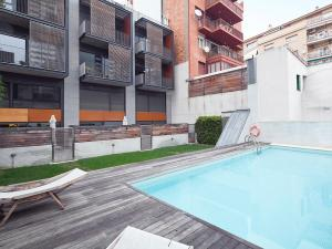 Foto Apartment Barcelona Rentals - Swimming Pool with Terrace