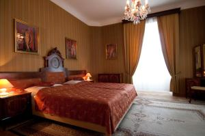 Schlosshotel Zamek Zdikov, Hotely  Zdíkov - big - 13