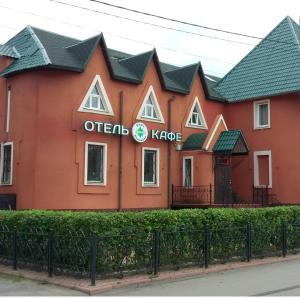 Kayut-Companiya Hotel - Vozdvizhenskoye