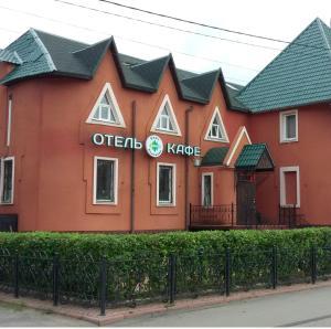 Kayut-Companiya Hotel - Masyutino