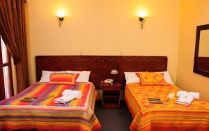 Hotel Qasana, Hotely  Calca - big - 19