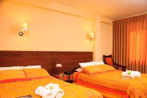 Hotel Qasana, Hotely  Calca - big - 37