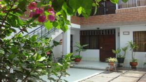 El Lugar de Rosalinda, Apartments  Lima - big - 43