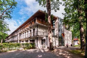 Ringhotel Schorfheide, Tagungszentrum der Wirtschaft, Hotely  Joachimsthal - big - 29