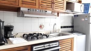 Apartamento Cedritos Norte Bogotá, Ferienwohnungen  Bogotá - big - 14