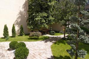 Green and Blue Garden Apartments, Ferienwohnungen  Belgrad - big - 21