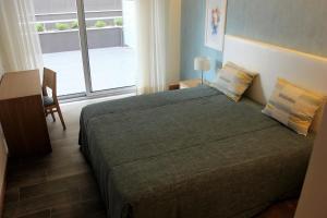 Apartamentos Turisticos da Nazare, Апарт-отели  Назаре - big - 19