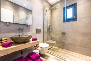 Portes Suites & Villas Mykonos, Hotel  Glastros - big - 5