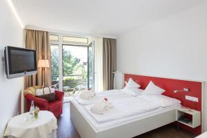 Wunsch-Hotel Mürz, Hotels  Bad Füssing - big - 38