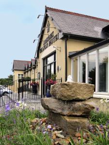 The Abbeyleix Manor Hotel