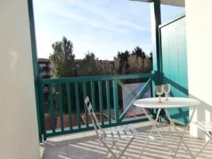 Rental Apartment Le club - Anglet, Apartmány  Anglet - big - 9