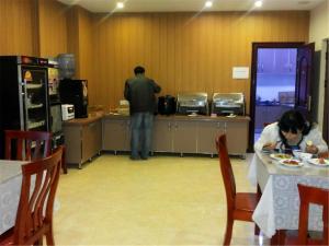 GreenTree Inn Hebei Qinhuangdao Peace Avenue Express Hotel, Szállodák  Csinhuangtao - big - 7