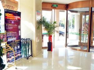 GreenTree Inn Hebei Qinhuangdao Northeastern University Zhujiang Road Shell Hotel, Hotels  Qinhuangdao - big - 6