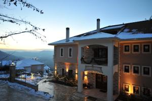 Konitsa Mountain Hotel, Hotels  Konitsa - big - 33